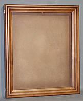 Киот для иконы ровный из ольхи. , фото 1
