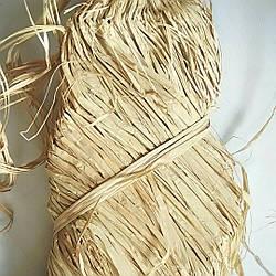 Рафия натуральная вязка 1.137 кг