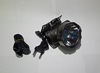 Светодиодный фонарик на голову аккумуляторный Yajia  YJ-1829-1