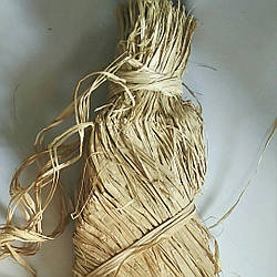 Рафия натуральная вязка 1.600 кг