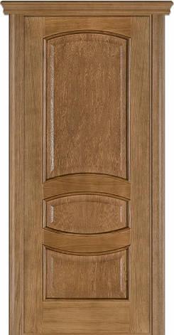 Двері Caro 50, полотно, шпон, дуб браун, даймонд, фото 2