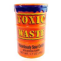 Конфеты Toxic Waste Orange