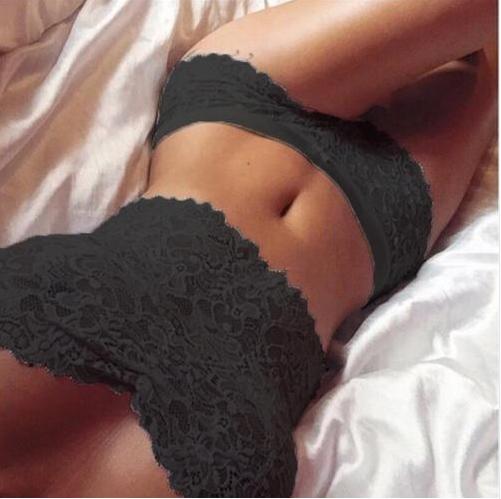 Женское кружевное белье сеткой, из топа и трусиков - шортиками