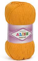 Alize Cotton Gold темно-желтый № 14