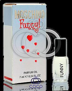 Духи масляные Moschino Funny! 7 Ml