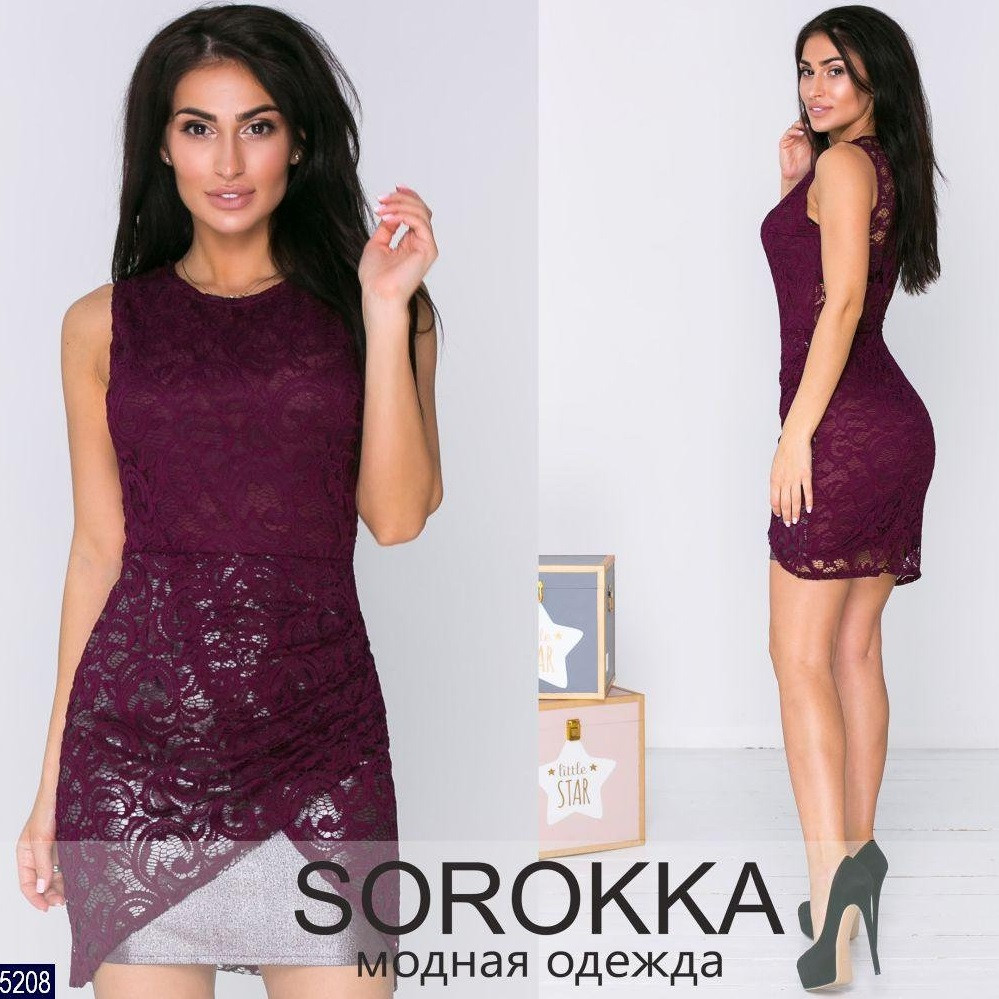 Платье BD-5208