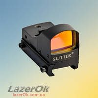 Коллиматорный прицел Shutter 1х17х25 (пистолетный) под Weaver, фото 1