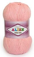 Alize Cotton Gold светло-розовый № 371