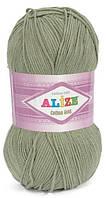 Alize Cotton Gold хаки № 372