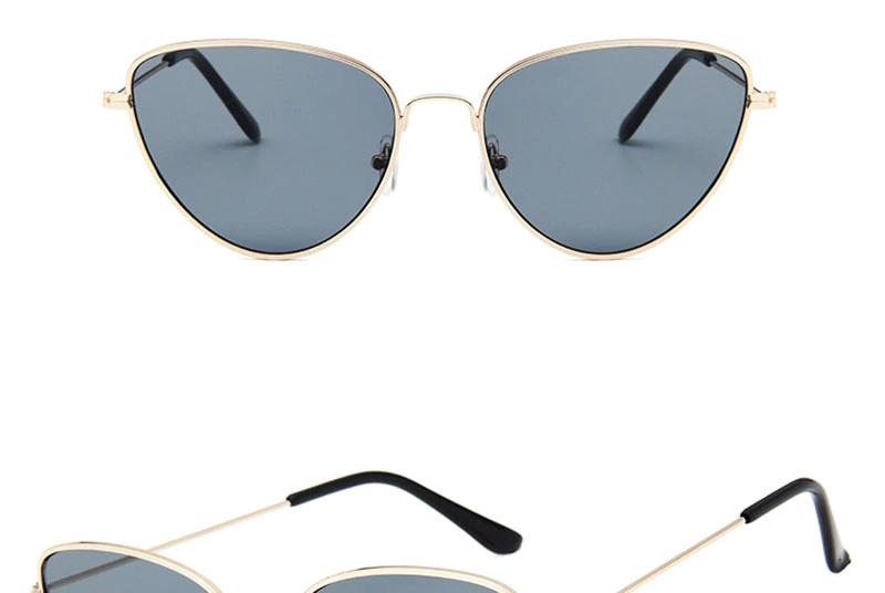 Солнцезащитные очки-кошечки