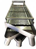 Вибросито для сортировки ядра грецкого ореха (300 кг/ч)
