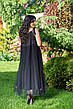 Женское платье большого размера летнее, фото 2