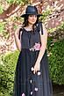 Женское платье большого размера летнее, фото 4