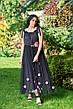 Женское платье большого размера летнее, фото 5