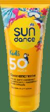 Детский солнцезащитный крем Kids  SUNDANCE Sonnencreme LSF 50, 100 ml
