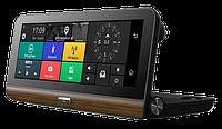 Видеорегистратор на Торпеду DVR T7- 3 в 1 Android - Регистратор -GPS Навигатор + Камера Заднего Вида