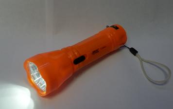 Светодиодный аккумуляторный фонарик Yajia  YJ-0928