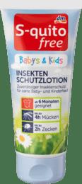 Дитячий захисний крем від укусів комах Insektenschutzlotion für Babys&Kids, 100 ml