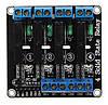 4 канальный модуль твердотельного реле Omron 5V для Arduino, фото 4