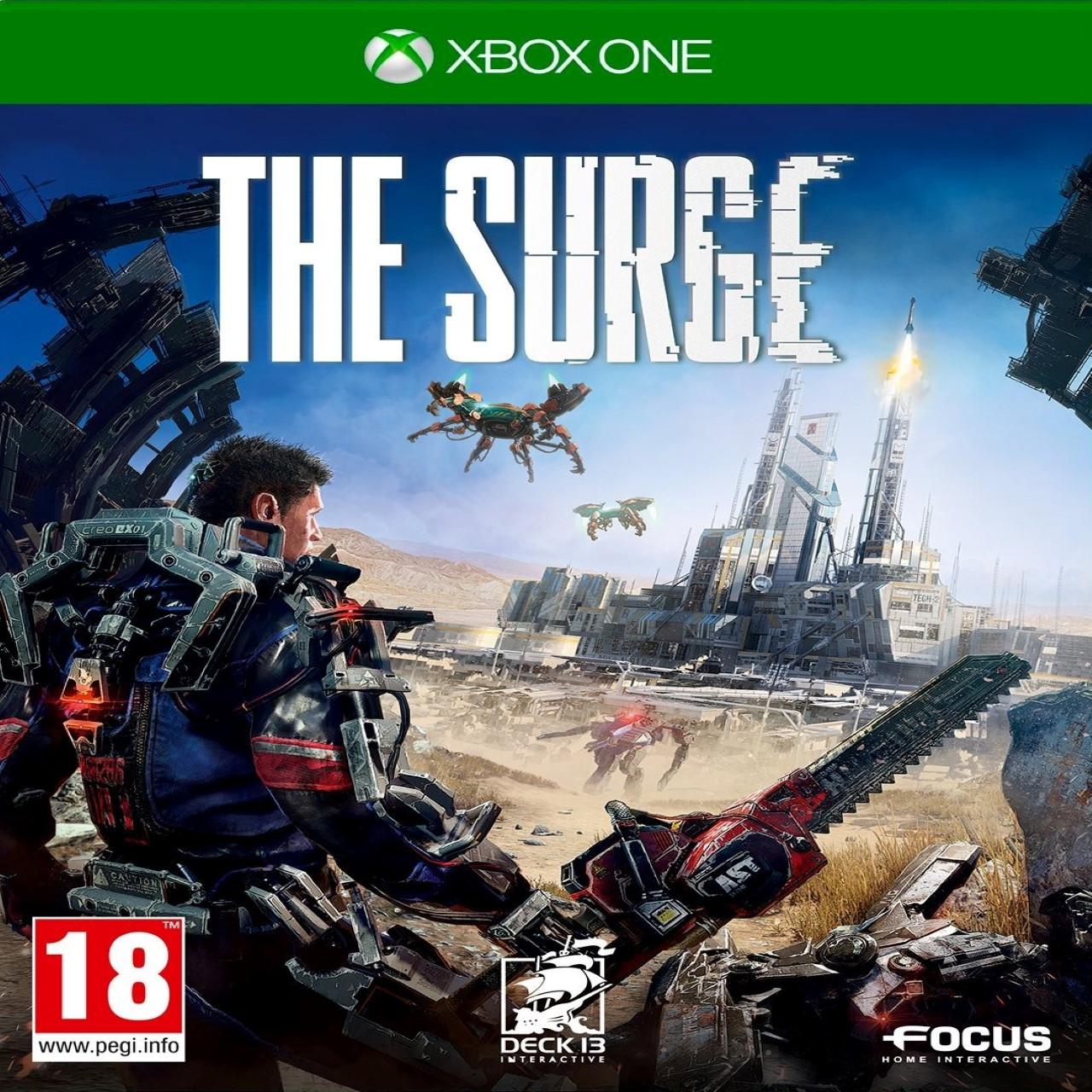 The Surge (російська версія) XBOX ONE (Б/В)