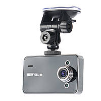 Автомобильный видеорегистратор Vehicle Blackbox DVR DVR Full HD K6000 (up6883)