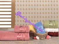 Полотенца банные Cestepe private бамбук 70х140 Турция