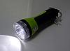 Светодиодный аккумуляторный фонарик Yajia  YJ-0929, фото 3
