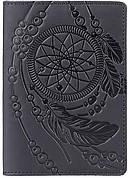 Обложка на паспорт SHVIGEL 13837 Черный, Черный
