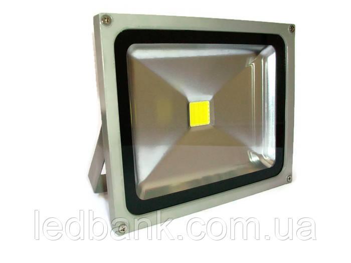 Светодиодный прожектор 30 Ватт PREMIUM