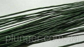 Проволока флористическая зеленая №22 (цена за 1 шт)