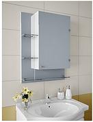 Шкаф зеркальный Garnitur.plus в ванную без подсветки 45 (DP-V-200208)