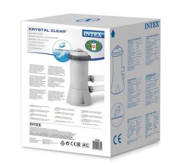 Картриджный фильтр насос Intex 28604, 2006 л/ч, тип А