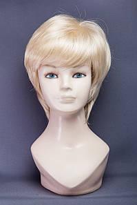 Короткий парик,цвет классический блонд