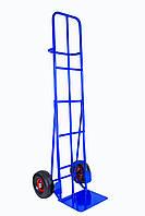 Тележка складская усиленная ТС-077П-МАКСИ, для крупногабаритных и тяжелых грузов.