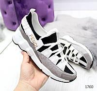 Модные и стильные женские городские кроссовки 37 р-р, фото 1