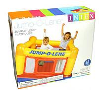 Надувной батут Intex 48260 «Jump-O-Lene», 174 х 174 х 112 см