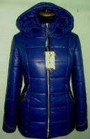 Молодежная зимняя куртка без меха, фото 1
