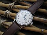 Часы Молния, наручные. Механизм советский, от карманной Молнии, 3602, фото 3