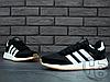 Чоловічі кросівки Adidas Iniki Runner Black White Gum BY9727, фото 2