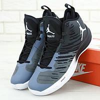 999743f8e5722f Кроссовки мужские Nike AIR Jordan Super.Fly 5, найк джордан / Реплика 1: