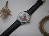 Годинник Блискавка, наручні. Механізм радянський, від кишенькової Блискавки, 3602, фото 3