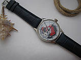 Годинник Блискавка, наручні. Механізм радянський, від кишенькової Блискавки, 3602, фото 2