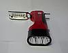 Светодиодный аккумуляторный фонарик Yajia YJ-1019, фото 4
