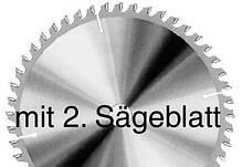 Пила дисковая торцовочная GUDE GRK 210/300 SET (1.9 кВт, 210 мм), фото 2
