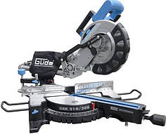 Пила дисковая торцовочная GUDE GRK 210/300 SET (1.9 кВт, 210 мм)