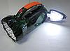 "Светодиодный аккумуляторный фонарик ""Фара"" Yajia YJ-2807, фото 3"