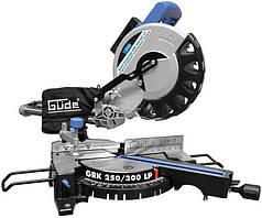 Пила дисковая торцовочная GUDE GRK 250/300 LP (1.9 кВт, 250 мм)