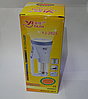"""Світлодіодний акумуляторний ліхтарик """"Фара"""" Yajia YJ-2825, фото 6"""