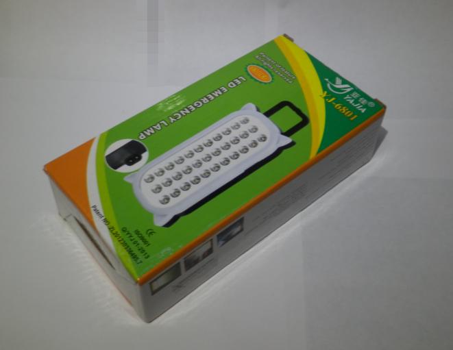 "Светодиодный аккумуляторный фонарик ""Базука"" Yajia YJ-6801"
