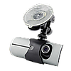 Видеорегистратор Автомобильный Car DVR R300 - GPS-2я Камерами